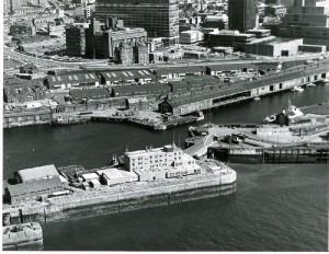 HMS EAGLET, Prince's Dock