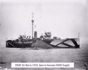 HMS Sir Bevis 1918