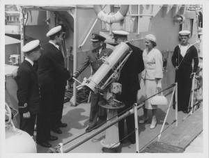 HMS Dee - Sub Lieutenant John Billington