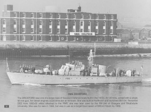 HMS Droxford (Dee)